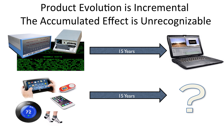 incrementalevolution